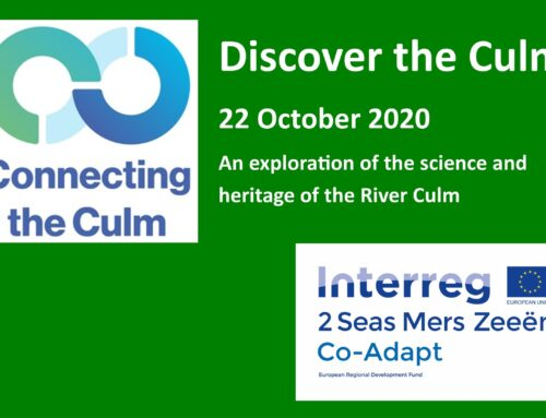 Discover the Culm event video